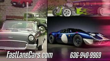 Fast Lane Classic Cars TV Spot, 'Dreams Into Reality' - Thumbnail 4