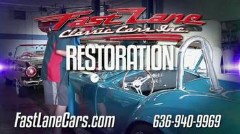 Fast Lane Classic Cars TV Spot, 'Dreams Into Reality' - Thumbnail 7