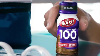 Boost 100 TV Spot, 'Staying in Rhythm' - Thumbnail 5