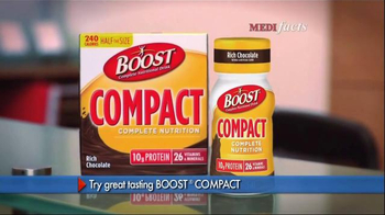 Boost Compact TV Spot, 'Medi Facts' - Thumbnail 10