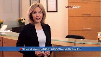 Boost Compact TV Spot, 'Medi Facts'