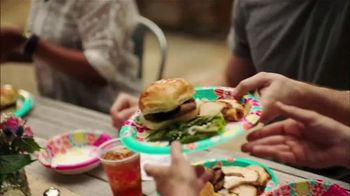 Dixie Ultra TV Spot, 'Savor the Flavor of Summer' Featuring Claire Robinson