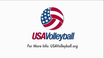 USA Volleyball TV Spot, 'Beach Programs' - Thumbnail 8