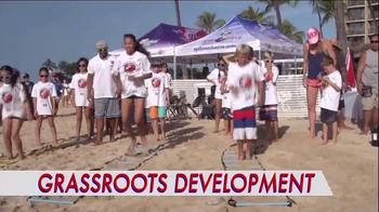 USA Volleyball TV Spot, 'Beach Programs' - Thumbnail 4