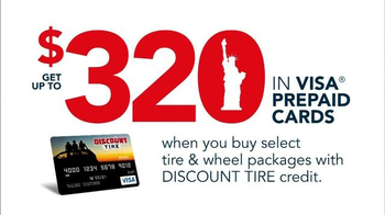 Discount Tire July Fourth Celebration TV Spot, 'Celebrate Independence Day' - Thumbnail 6