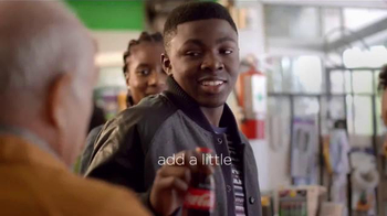 Coca-Cola TV Spot, 'Add a Little Kindness' - Thumbnail 5