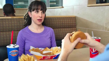 Dairy Queen Flamethrower Cheeseburger TV Spot, 'Last Time' - Thumbnail 4