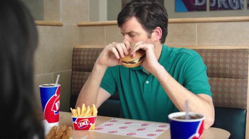 Dairy Queen Flamethrower Cheeseburger TV Spot, 'Last Time' - Thumbnail 5