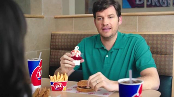Dairy Queen Flamethrower Cheeseburger TV Spot, 'Last Time' - Thumbnail 6