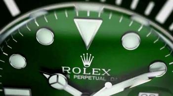 Rolex Oyster Perpetual Submariner Date TV Spot, 'Deep Emerald' - Thumbnail 2