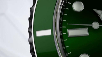 Rolex Oyster Perpetual Submariner Date TV Spot, 'Deep Emerald' - Thumbnail 4