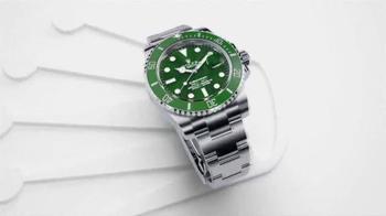 Rolex Oyster Perpetual Submariner Date TV Spot, 'Deep Emerald' - Thumbnail 6