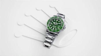 Rolex Oyster Perpetual Submariner Date TV Spot, 'Deep Emerald' - Thumbnail 7