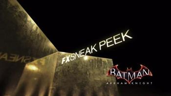 Batman: Arkham Knight: FX Network thumbnail