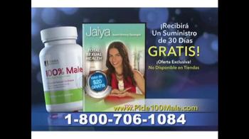 100% Male TV Spot, 'Perspectiva de Jaiya' [Spanish] - Thumbnail 6