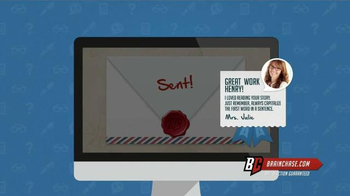 Brain Chase TV Spot, 'What Are You Doing to Fight Summer Brain Drain?' - Thumbnail 5