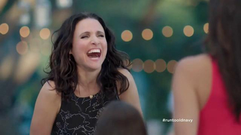 Old Navy TV Spot, 'No Joke' Featuring Julia Louis-Dreyfus - 760 commercial airings