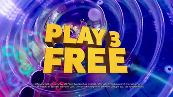 Dave and Buster's Summer of Games TV Spot, 'More' - Thumbnail 5