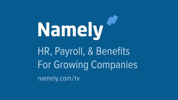 Namely TV Spot, 'Fast Growth' - Thumbnail 8