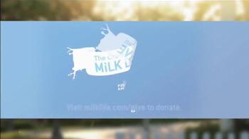 Milk Life TV Spot, 'ION Television: The Great American Milk Drive' - Thumbnail 9