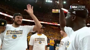 NBA Store TV Spot, 'Celebrate' - 66 commercial airings