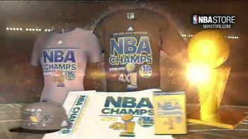 NBA Store TV Spot, 'Celebrate' - Thumbnail 3
