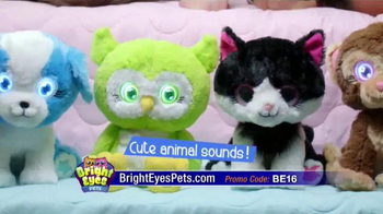 Bright Eyes Pets TV Spot, 'Eyes Light Up' - Thumbnail 4