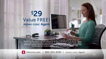 LifeLock TV Spot, 'Identity Fraud Protection' - Thumbnail 8