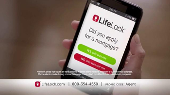 LifeLock TV Spot, 'Identity Fraud Protection' - Thumbnail 4