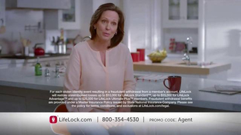 LifeLock TV Spot, 'Identity Fraud Protection' - Thumbnail 6