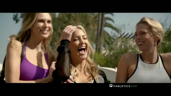 Fabletics.com TV Spot, 'Why Look Like Everyone Else?' - 149 commercial airings