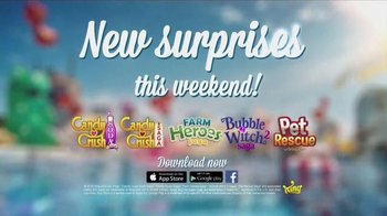 King Weekend Sale TV Spot, 'Pool Party' - Thumbnail 3