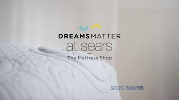 Sears Fourth of July Mattress Sale TV Spot, 'Dreams Matter at Sears' - Thumbnail 8