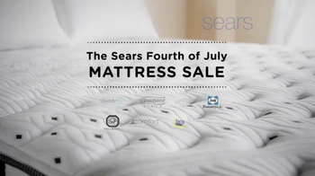 Sears Fourth of July Mattress Sale TV Spot, 'Dreams Matter at Sears' - Thumbnail 3