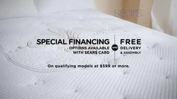 Sears Fourth of July Mattress Sale TV Spot, 'Dreams Matter at Sears' - Thumbnail 5