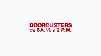 Macy's Venta de un Día TV Spot, 'Aretes, camas y ropa interior' [Spanish] - Thumbnail 2
