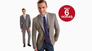 Macy's Venta de un Día TV Spot, 'Aretes, camas y ropa interior' [Spanish] - Thumbnail 5