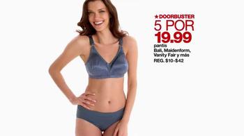 Macy's Venta de un Día TV Spot, 'Aretes, camas y ropa interior' [Spanish] - Thumbnail 7