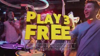 Dave and Buster's TV Spot, 'Pixels' - Thumbnail 6