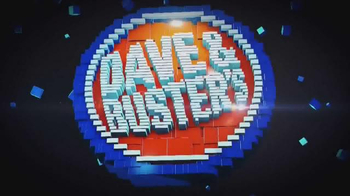 Dave and Buster's TV Spot, 'Pixels' - Thumbnail 9