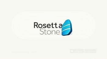 Rosetta Stone TV Spot, 'Where Can Language Take You?' - Thumbnail 8
