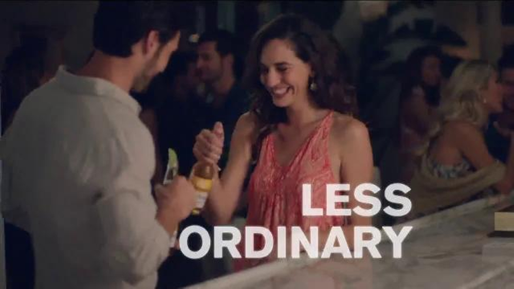 Corona light tv commercial lime ispot aloadofball Choice Image