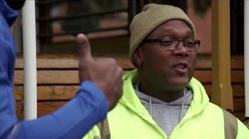 Samsung TV Spot, 'NBA Throwdown: Game Time' Featuring Vernon Davis - Thumbnail 8
