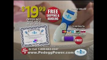 PedEgg Power TV Spot, 'Super Model Feet' - Thumbnail 10