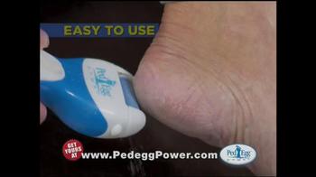 PedEgg Power TV Spot, 'Super Model Feet' - Thumbnail 4