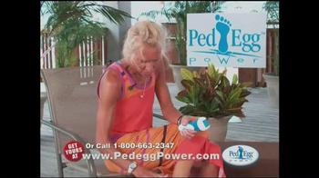 PedEgg Power TV Spot, 'Super Model Feet' - Thumbnail 7