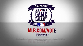 MLB.com TV Spot, 'Vote' - Thumbnail 10
