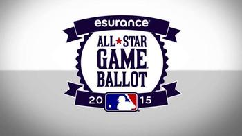 MLB.com TV Spot, 'Vote' - Thumbnail 2