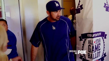 MLB.com TV Spot, 'Vote' - Thumbnail 7