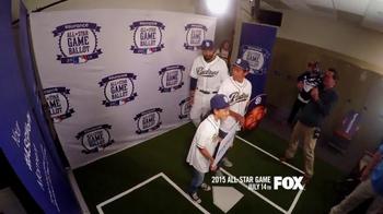 MLB.com TV Spot, 'Vote' - Thumbnail 8